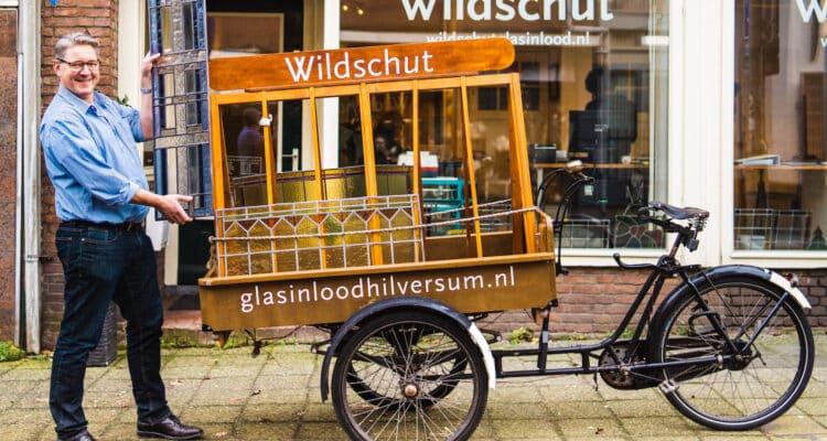 Wildschut glas in lood Hilversum - onze winkel